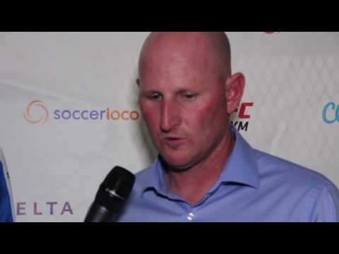 Post Game Interview US Open Cup Albion PROS