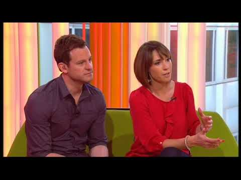David Cassidy on The One Show 11.4.11 Part One