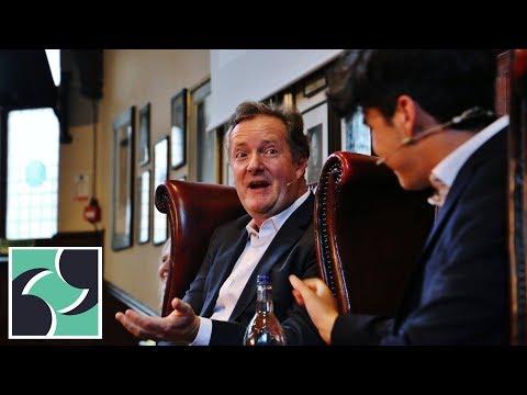 Piers Morgan | Cambridge Union
