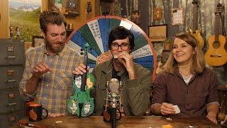 Does Jen Know Her Rhett & Link Trivia?