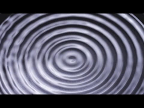 You have to see these sound waves