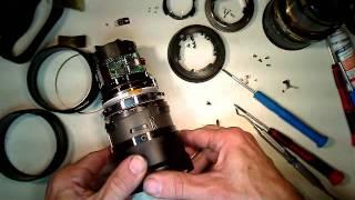 Stuck zoom ring in AF-s Nikon nikkor 24 70mm 1:2.8 G ED_____PART_1_Motion_Lapse_film