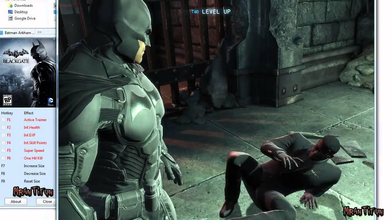 Batman ~ arkham origins: трейнер/trainer (+13) [1. 0] {lingon.