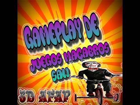 GAMEPLAY DE SAW  3D AFAP