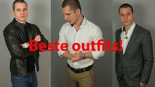 Outfits die IEDERE man moet hebben! | 3 top looks!
