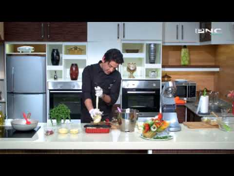 صاج البطاطس باللحمه وبيتزا بريد | المطعم | محمد حامد