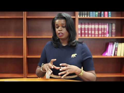 Kim Foxx speaks about her plans for the State's Attorney's Office