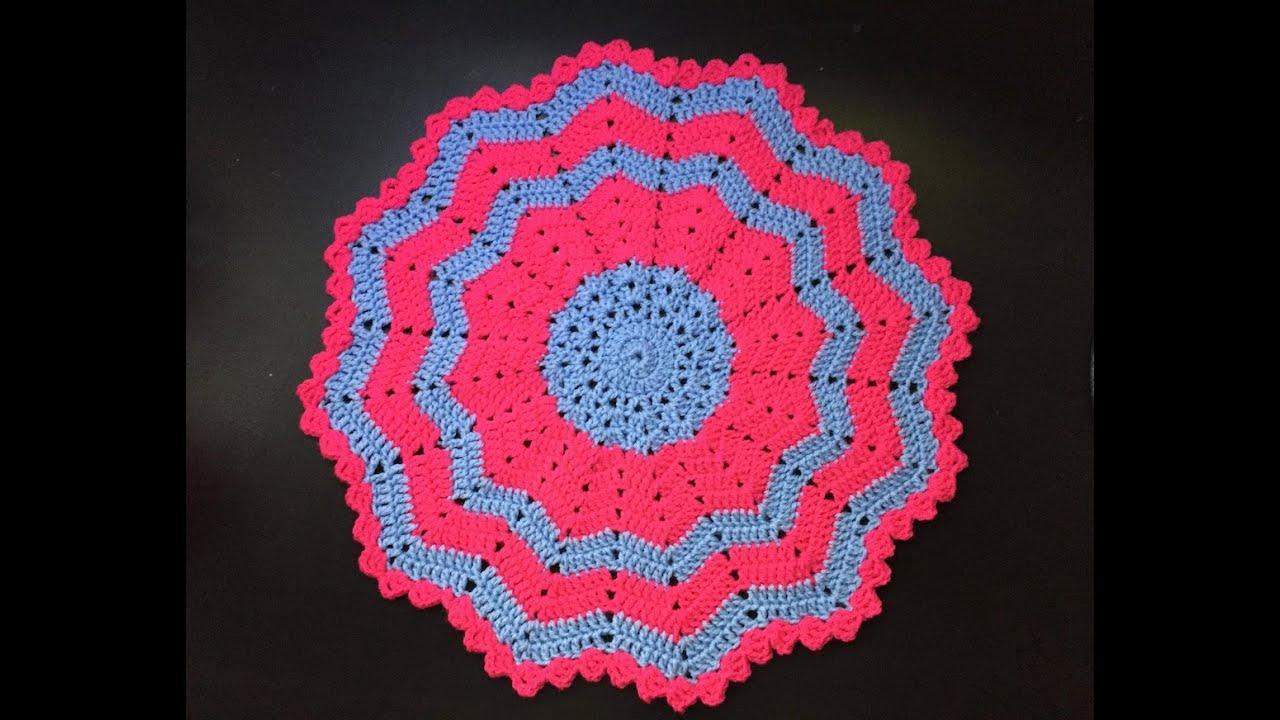 Populaire Tuto grande étoile au crochet - YouTube AD56