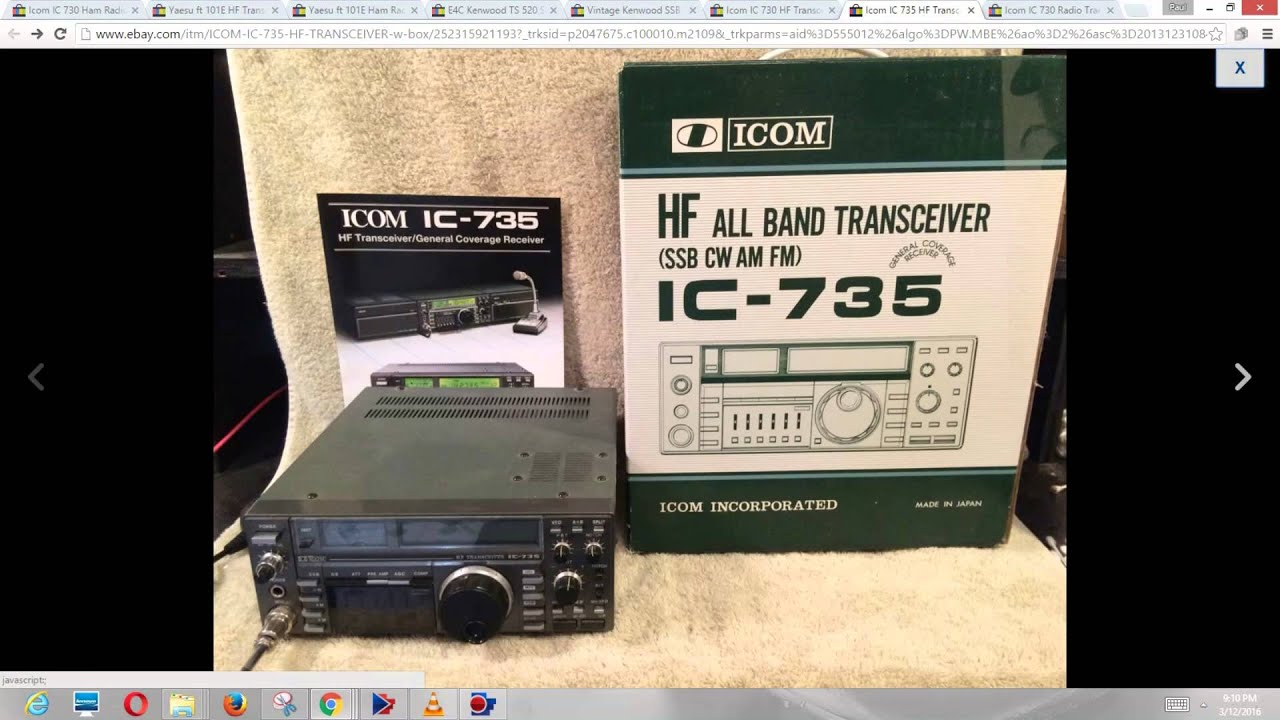 Prepping 101: High Wattage High Frequency Ham Radios on the