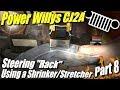 Mini Willys CJ2A Part 8: Steering