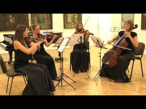 Моцарт Вольфганг Амадей - Струнный квинтет №1 си-бемоль мажор