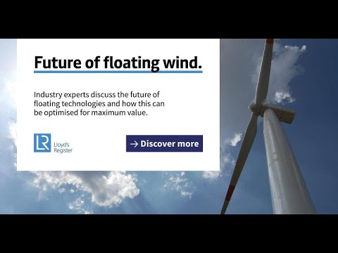 Wind Europe Offshore 2019 Roundtable discussion - Floating Wind