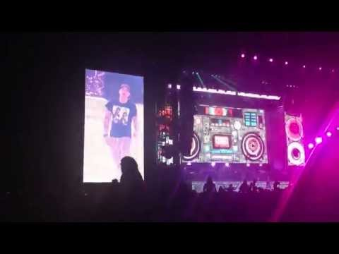 Eminem - My Name Is, The Real Slim Shady, Without Me - Squamish Music Festival 2014