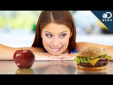 How To Train Your Brain To Eat Healthier!