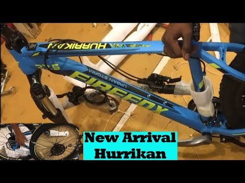 #Tricksworks | 2019 Firefox 29 Hurrikan 24Speed | Firefox Bike | Firefox Cycle Unboxing