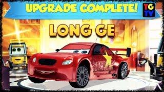Cars: Fast as Lightning - Long Ge Stage 3/4 VS ICE Carla, ICE Pyotr