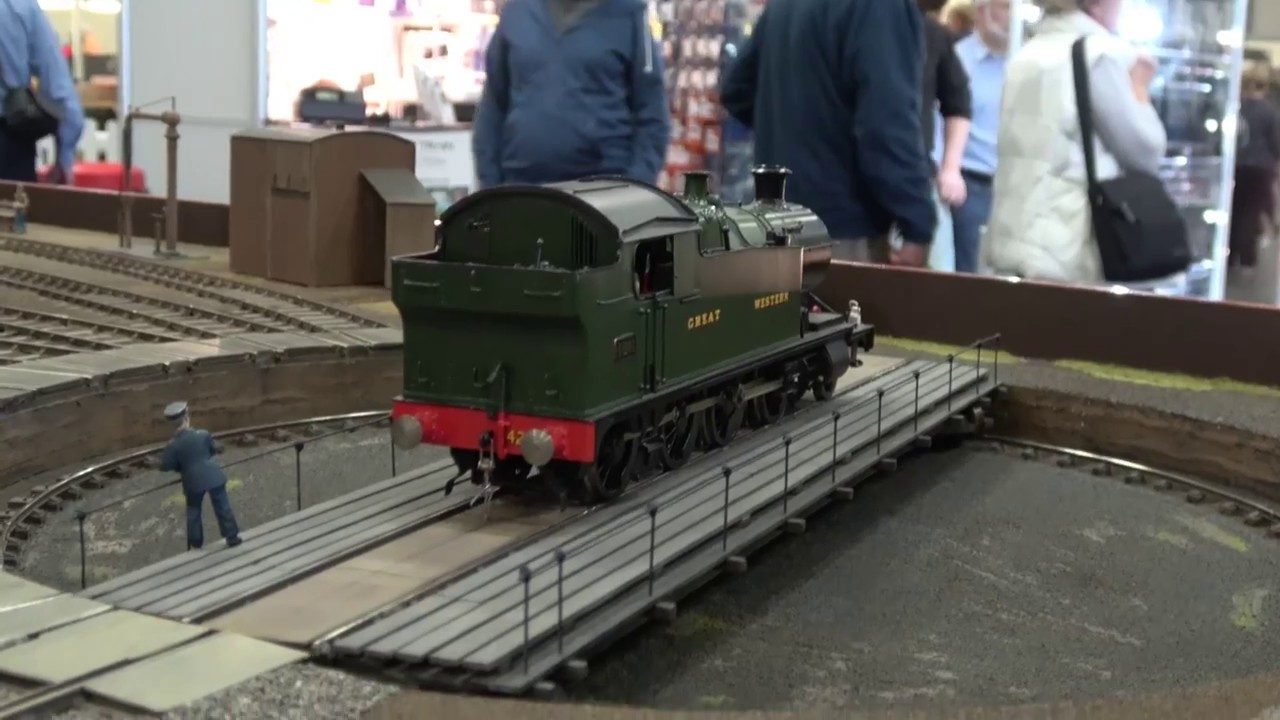 the national festival of railway modelling \u2013 peterborough 2017 partthe national festival of railway modelling \u2013 peterborough 2017 part 4