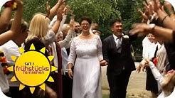 EM-Hochzeit | SAT.1 Frühstücksfernsehen