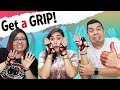 Get A Grip No Thumbs Challenge! - Toy Box Collectibles