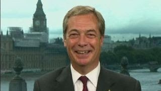 Farage: Hillary Clinton's book should be renamed 'The Great Whinge'