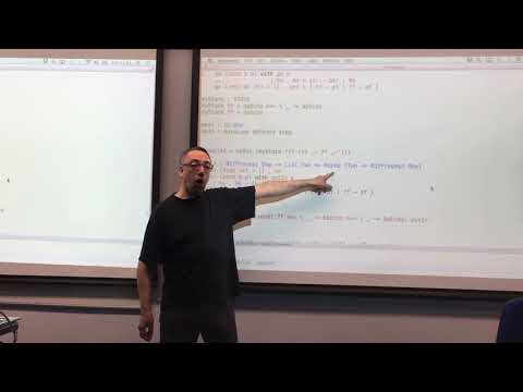 CS410 2017 Lecture 13 Monads on Indexed Sets (Ex2)