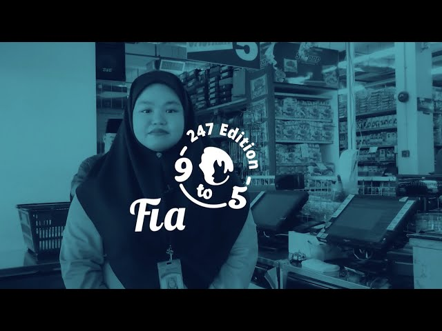 9 to 5: What's Neue With Fia of SKH Supermarket