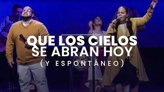 Que Los Cielos Se Abran Hoy (New Wine Music) |COVER| Ministerio De Alabanza Juda