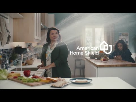 American Home Shield commercial