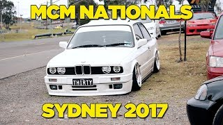 Epic MCM Car Meet in Sydney