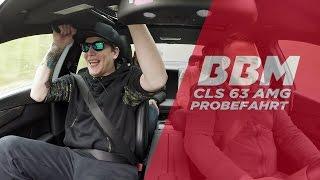 MontanaBlacks neues Baby - Mercedes Benz CLS 63 AMG by BBM - Der Vorgänger vom GTS