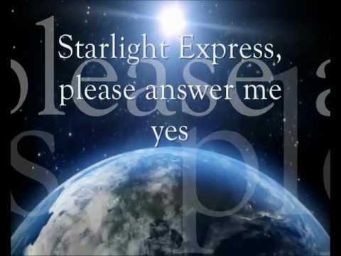 STARLIGHT EXPRESS  EL DEBARGE LYRICS