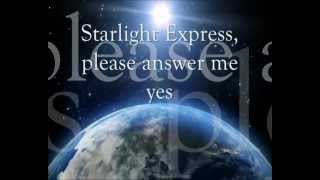 STARLIGHT EXPRESS  EL DEBARGE LYRICS