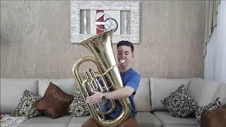 Havana - Solo Tuba Cover