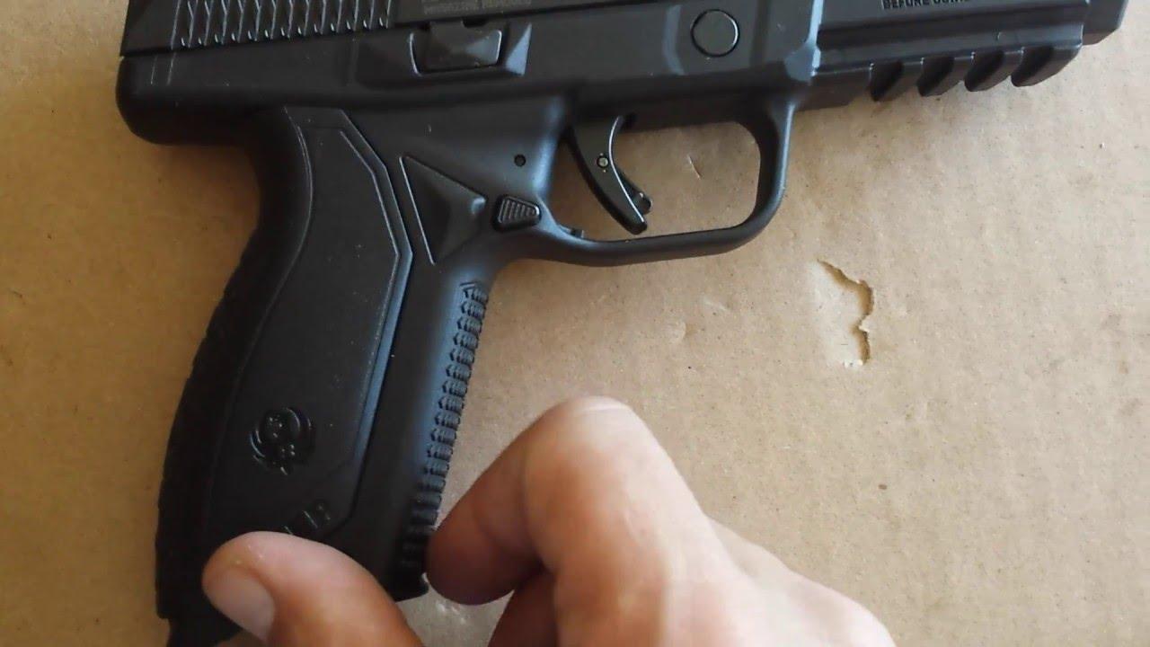 Ruger American Pistol in 45ACP