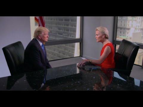Trump & Megyn Kelly: Supercut/Highlights
