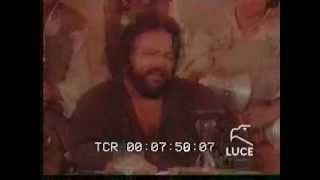 """Istituto luce, film Lucera """"Il soldato di ventura"""" 1976"""