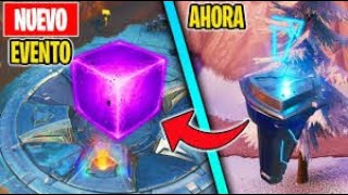 🔴*FINAL BALSA BUTTON EVENT* EXPLOTAAT!! - SEASON 9 - THE FORTNITE RUNA IS MOVE!!! 🔴