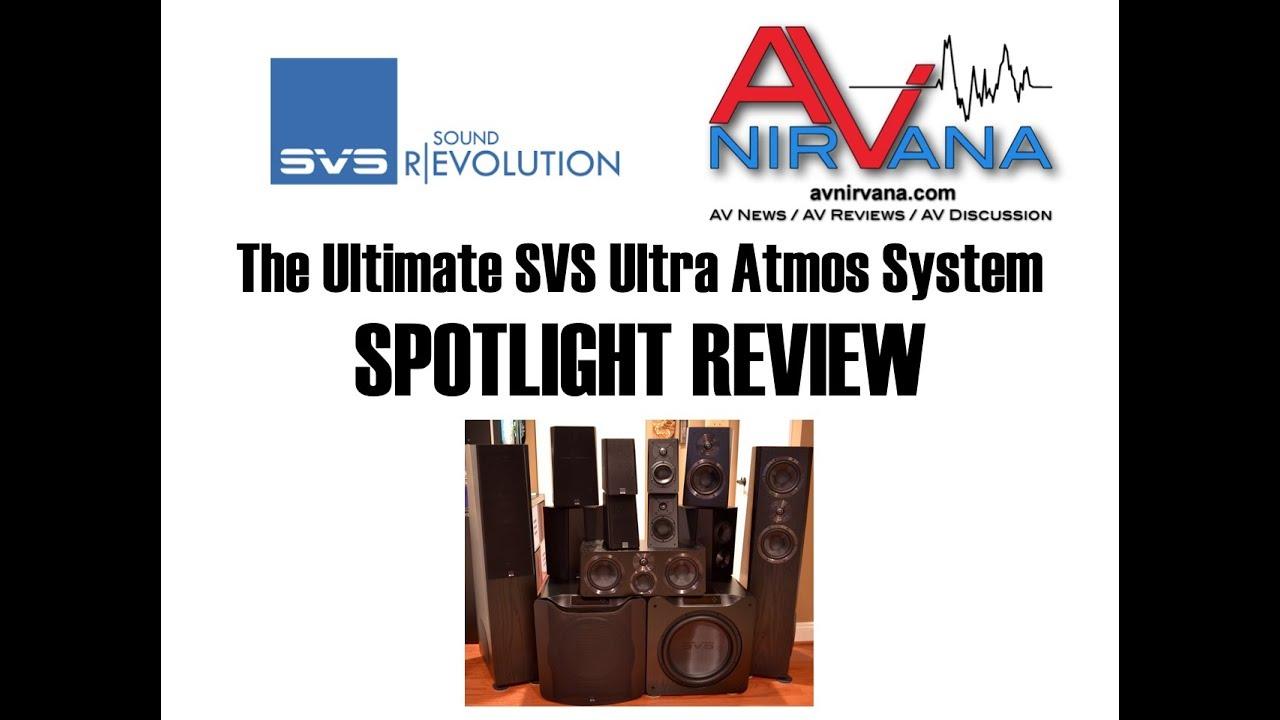 The Ultimate SVS Ultra 7 2 4 Atmos System Review | AV NIRVANA