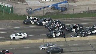Захватывающие Полицейские Погони, Нарушители Будут Наказаны!