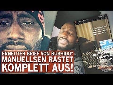 Erneuter Brief von Bushido? - Manuellsen rastet komplett aus!