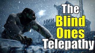 Blind Ones Telepathy Metro Exodus Lore | Talking, Voice, Ape / Gorilla Origins Explained