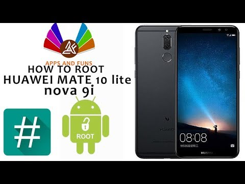 How to Root Huawei Mate 10, Mate 10 Pro and Mate 10 Lite [ urdu hindi] 100%  working Part 1