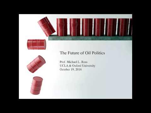 The future of oil politics