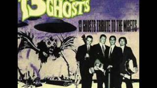 13 Crimson Ghosts - Return of the Fly