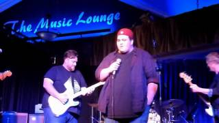 Tennessee Whiskey - Judah Kelly & The Faceless Men - The Music Lounge Brookvale 15-7-17