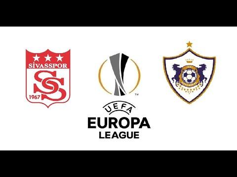 Сивасспор Карабах прямой эфир смотреть онлайн прямая трансляция Sivasspor Qarabağ Canlı Efiri