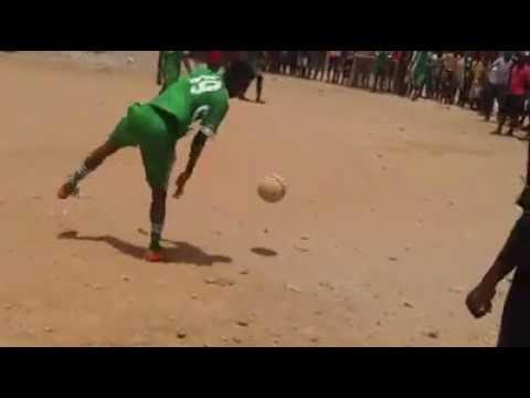 african soccer skills