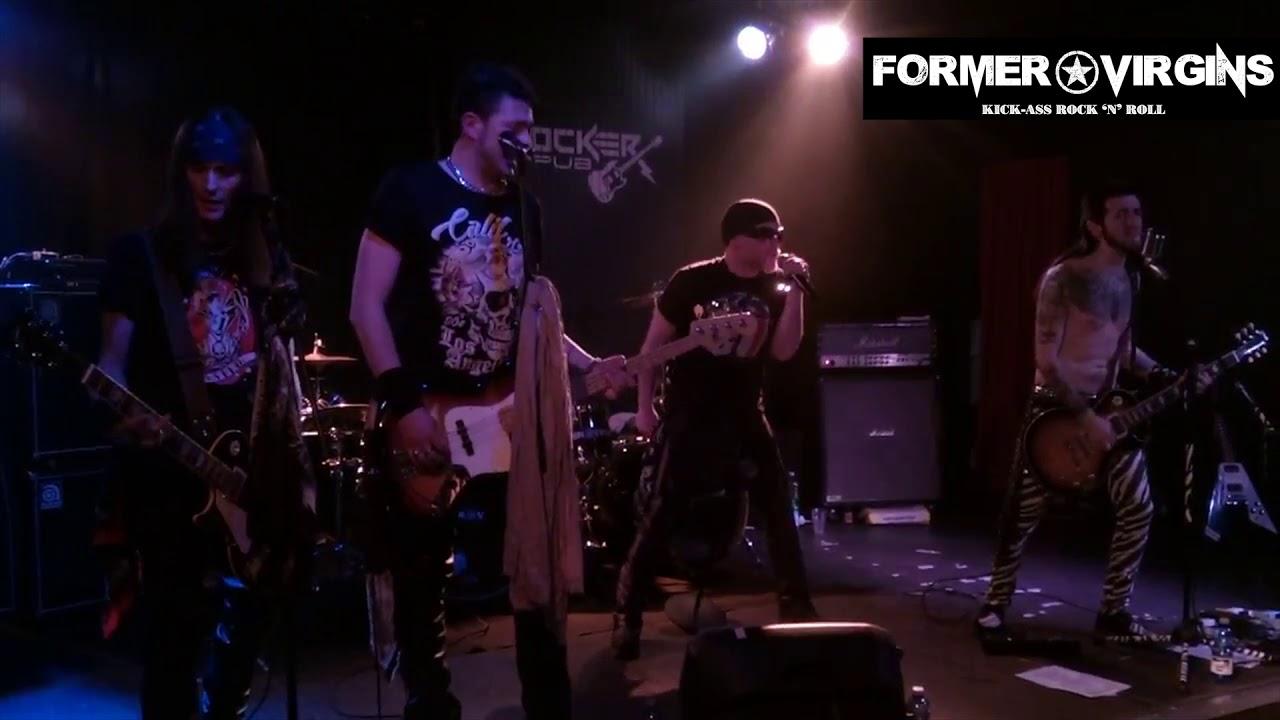 JAMIE: Kick ass rock music