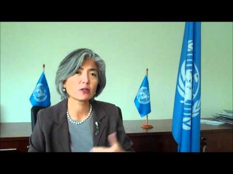Interview with the Deputy High Commissioner for Human Rights, at the end of her visit to Chile