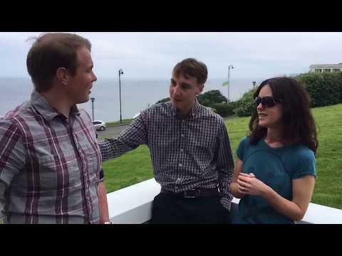 Parish Walk preview with Manx Radio participants